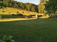 zahrada - Nišovice
