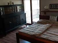 Loznice - apartmán k pronájmu Klučenice - Kamenice