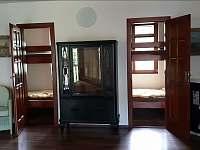 Male loznicky s palandou - apartmán ubytování Klučenice - Kamenice