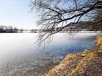 rybník - Vilice