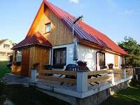 ubytování Černá v Pošumaví - Radslav Chata k pronájmu