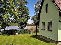 Chaty a chalupy Horní Žišpašský rybník na chatě k pronájmu - Blato