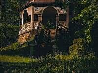 altán u Nového rybníka - Soběslav