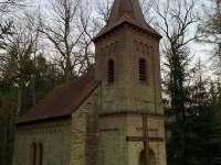 kostel Marie Bolestné na Svákově - Soběslav