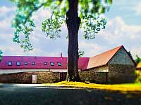 Chalupa ubytování v obci Hodějov