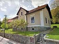 Apartmán ubytování v obci Hodějov