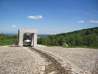 Hojná Voda - Meditační zvon - Rychnov u Nových Hradů