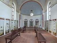 Kaple v Dlouhé Stropnici, stálá výstava `Společné kořeny - společná budoucnost` - chalupa k pronajmutí Rychnov u Nových Hradů