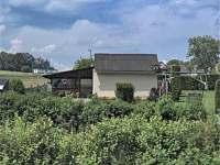 ubytování Hvožďany na chatě k pronájmu