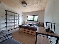 Ložnice č.3 - vila ubytování Černá v Pošumaví - Jestřábí