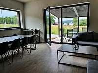 Obývací pokoj - Černá v Pošumaví - Jestřábí