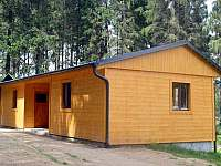 Chata Klaudie 1 - 4 - ubytování Zvůle