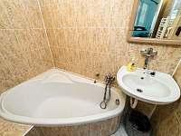 Koupelna - rekreační dům k pronajmutí Český Krumlov