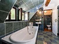 Koupelna s WC - Český Krumlov