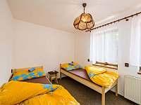 Ložnice - rekreační dům k pronájmu Český Krumlov