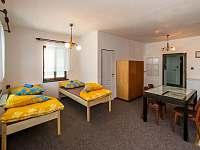 Malé apartmá - rekreační dům k pronajmutí Český Krumlov