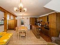 Velké apartmá - rekreační dům k pronajmutí Český Krumlov