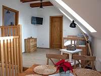 Apartmán v podkroví - Nová Bystřice - Nový Vojířov