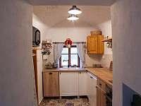 Kuchyň v přízemí - Nová Bystřice - Nový Vojířov