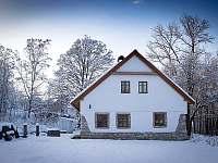 Chalupa k pronájmu - chalupa ubytování Nová Bystřice - Nový Vojířov - 5