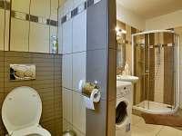 přízemí - WC, koupelna