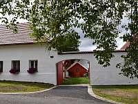 Chalupa Sedlovice - ubytování Němčice - Sedlovice