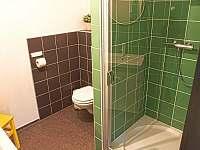 Koupelny - pronájem chalupy Kunějov