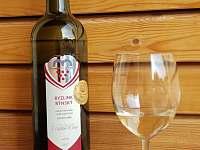 Vína z Moravy - chalupa ubytování Kunějov