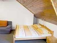 Apartmán č.4 - dvoulůžko + rozkládací pohovka - pronájem Kubova Huť