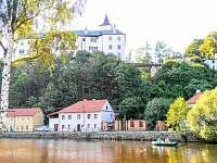 hrad Rozmberk - Lipno nad Vltavou