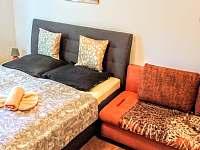 rozkladaci postel - Lipno nad Vltavou