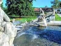 vylet do Ceskeho Krumlova,zamecky park - Lipno nad Vltavou