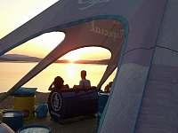 Windy Point s plazi a vybornymi Drinks,Cerna v Posumavi-Windy Point - chata k pronájmu Frymburk - Milná