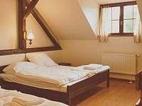 Čtyřlůžkový apartmán - Přední Zborovice