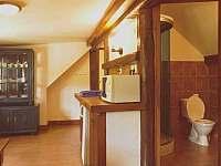 Dvoulůžkový apartmán - k pronajmutí Přední Zborovice