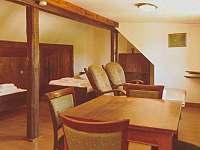 Dvoulůžkový apartmán - k pronájmu Přední Zborovice
