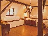 Pětitilůžkový apartmán - Přední Zborovice