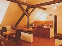 Trojlůžkový apartmán - Přední Zborovice