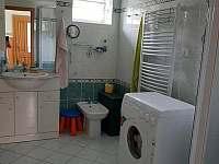 Koupelna - chalupa k pronájmu Třeboň