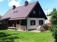 Chata k pronájmu - Horní Planá - Hory Jižní Čechy