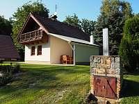 Chata BLANCHE Radužel - ubytování Svinětice - Radužel