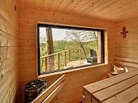 Riverside Cabin - chata k pronájmu - 15 Doudleby