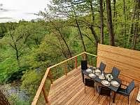 Riverside Cabin - pronájem chaty - 18 Doudleby