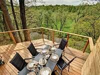 Riverside Cabin - chata k pronájmu - 22 Doudleby