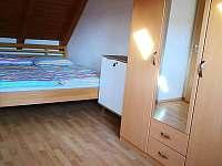 Ložnice - apartmán ubytování Lipno nad Vltavou