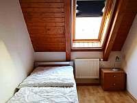 Pokoj 2x samostatná postel - apartmán k pronajmutí Lipno nad Vltavou