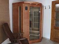sauna - apartmán k pronájmu Horní Planá