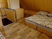 Ložnice - chata k pronajmutí Tabor - Čelkovice