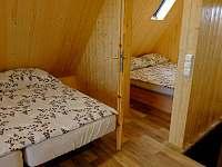 Ložnice - chata k pronájmu Tabor - Čelkovice