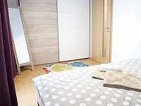 ložnice - apartmán k pronájmu Český Krumlov